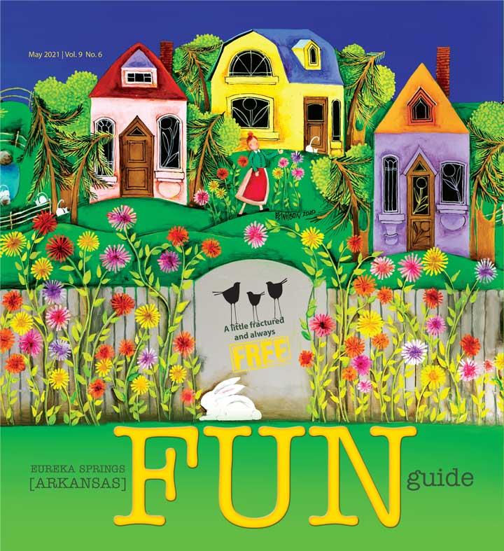 Blakeley Wilson American Folk Art mag cover
